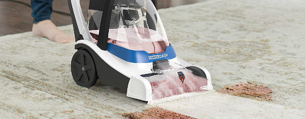 Hoover PowerDash Pet Compact Carpet Cleaner FH50700