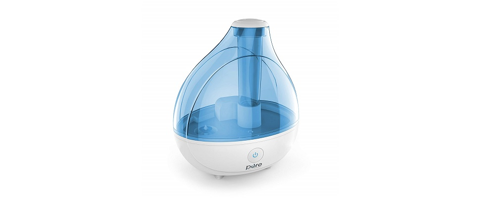 Pure Enrichment Ultrasonic Cool Mist-Humidifier Review