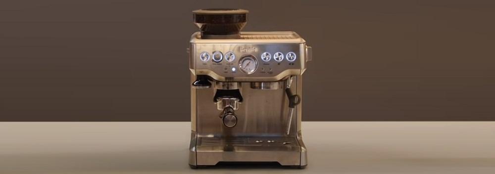 Breville BES870XL Espresso Machine