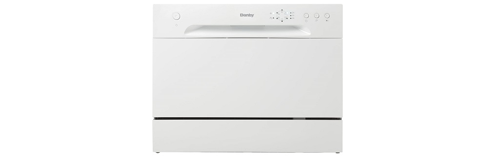 Danby DDW621WDB Countertop Dishwasher Review