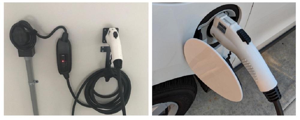 Megear/Zencar Level 1-2 EV Charger Home Electric Vehicle Charging Station