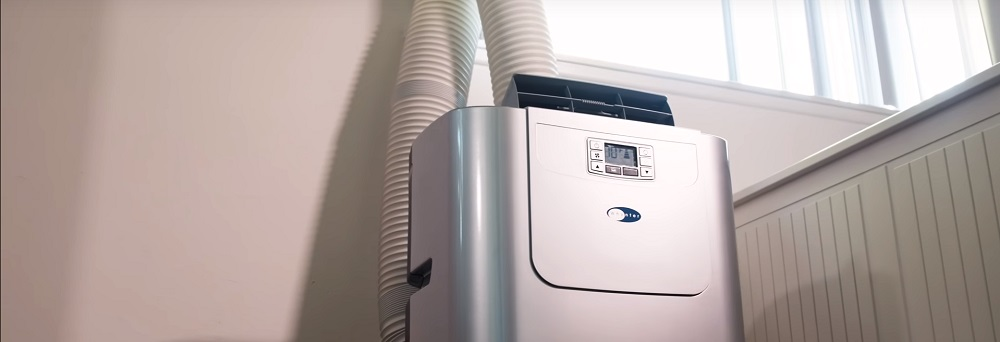 Single or Dual-hose Portable Air Conditioners