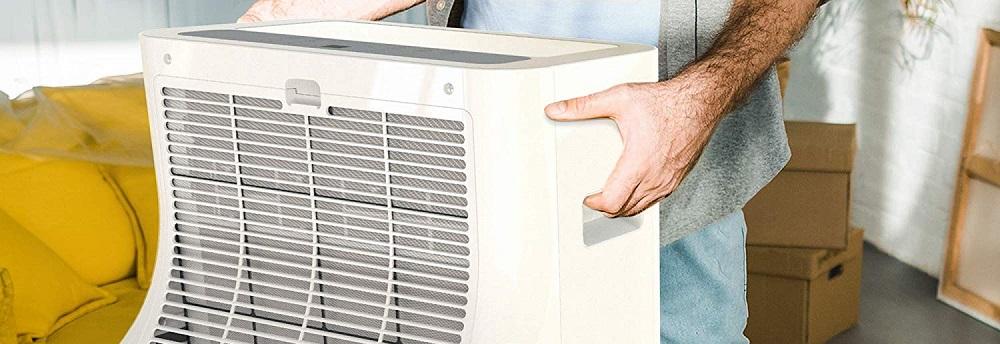 hOmeLabs 12,000 BTU Portable Air Conditioner