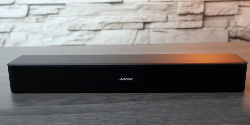 Bose Solo 5 TV Soundbar Sound System Review