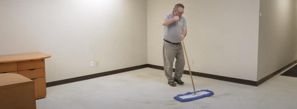 Mop Sweeping