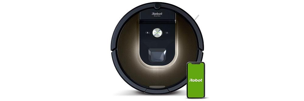 iRobot Roomba 981 Robot Vacuum
