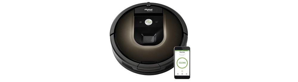 iRobot Roomba 980 vs. 981 Robot Vacuum